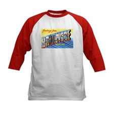 Baltimore Maryland Greetings (Front) Tee