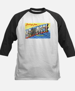 Baltimore Maryland Greetings Tee