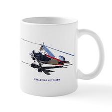 Kellet K-2 Autogiro Mug