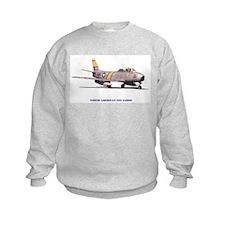 North American F86 Sabre Sweatshirt