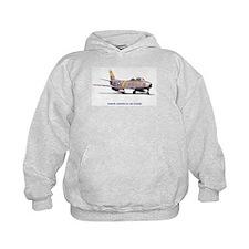 North American F86 Sabre Hoody