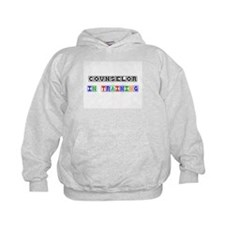 Counselor In Training Hoodie