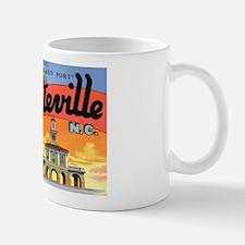 Fayetteville North Carolina Greetings Mug