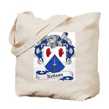 Neilson Family Crest Tote Bag