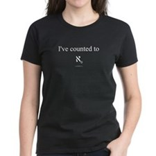 I've counted to aleph naught - Tee