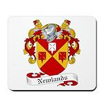 Newlands Family Crest Mousepad