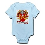 Newlands Family Crest Infant Creeper