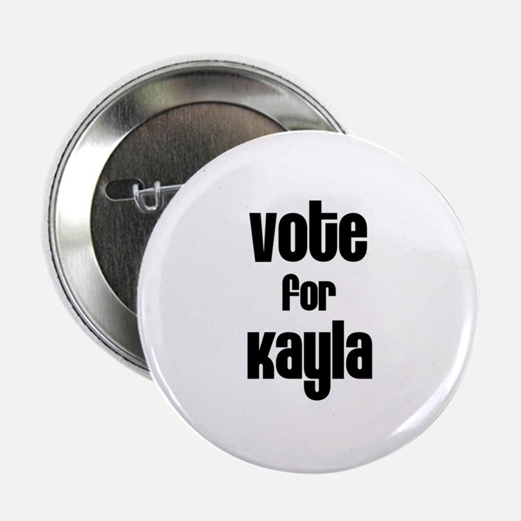 Vote for Kayla Button