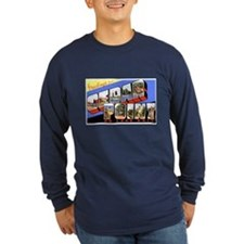 Cedar Point Ohio Greetings (Front) T