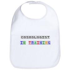 Cosmologist In Training Bib