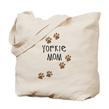 Yorkie Mom Tote Bag