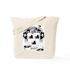 Nisbet Family Crest Tote Bag