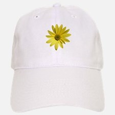 Yellow Daisy Baseball Baseball Cap