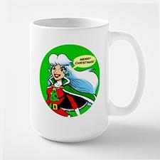 Christmas Eve Large Mug