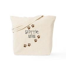 Scottie Mom Tote Bag