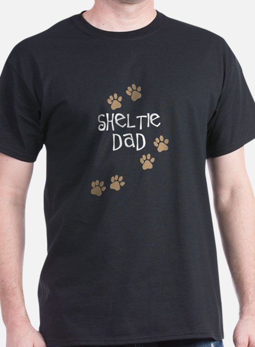 Sheltie Dad T-Shirt