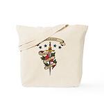 Love Welding Tote Bag