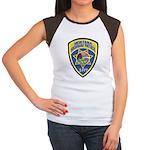 Montana Highway Patrol Women's Cap Sleeve T-Shirt