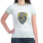 Montana Highway Patrol Jr. Ringer T-Shirt