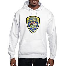 Montana Highway Patrol Hoodie