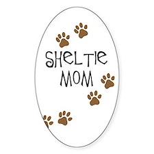 Sheltie Mom Decal
