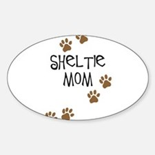 Sheltie Mom Bumper Stickers