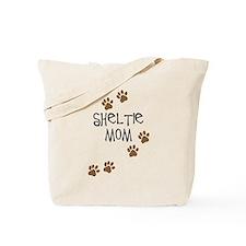 Sheltie Mom Tote Bag
