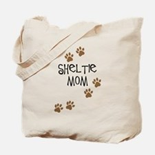 Sheltie Mom Tote Bag