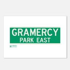 Gramercy Park East in NY Postcards (Package of 8)