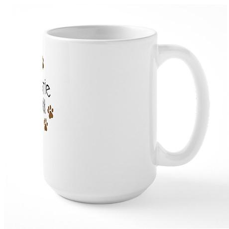 Westie Mom Large Mug