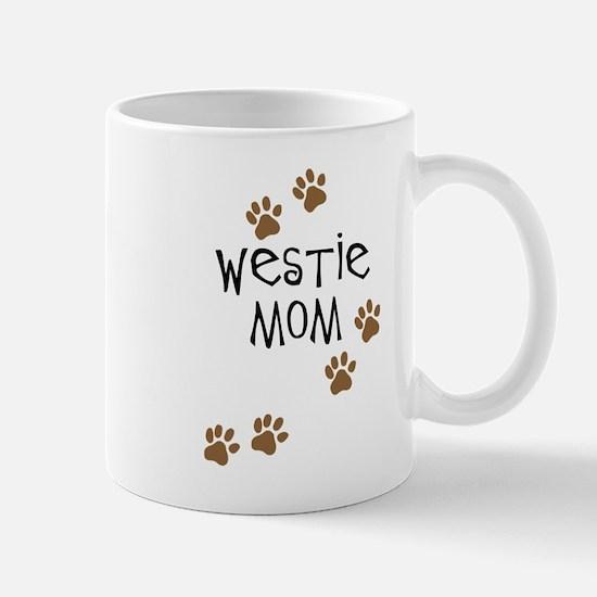 Westie Mom Mug