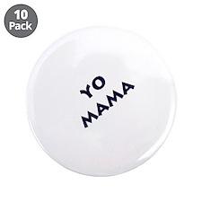 "Cute Joke 3.5"" Button (10 pack)"