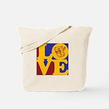Welding Love Tote Bag