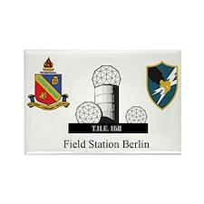 Field Station Berlin (ASA/DLIWC) Fridge Magnet: 10