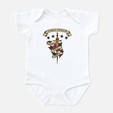 Love Table Tennis Infant Bodysuit