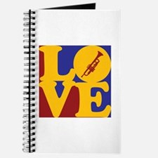 Trumpet Love Journal