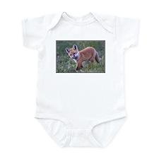 Little Red Infant Bodysuit