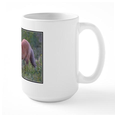 Little Red Large Mug