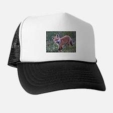 Little Red Trucker Hat