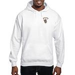 Love Surveying Hooded Sweatshirt