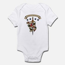 Love Surgical Technology Infant Bodysuit