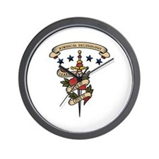 Love Surgical Technology Wall Clock