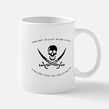 Pirating Coach Mug