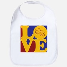 Theater Love Bib