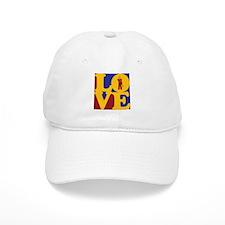 Teaching Love Baseball Cap