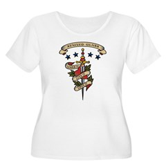 Love Stained Glass T-Shirt