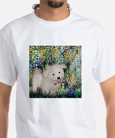 Bichon Frise Dog Breed Fine Art SPR Shirt