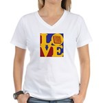 Systems Engineering Love Women's V-Neck T-Shirt