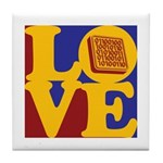 Systems Engineering Love Tile Coaster