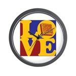 Systems Engineering Love Wall Clock